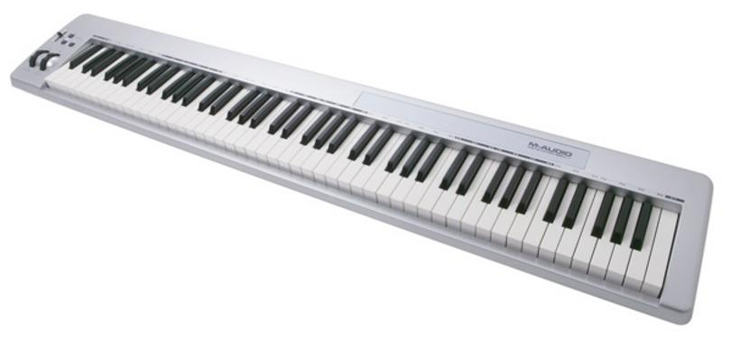 M-Audio Keystation 88es USB MIDI Keyboard Controller MIDI клавиатура