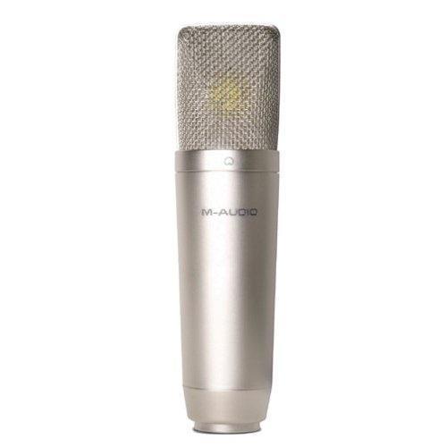 M-Audio Nova Affordable Large Capsule Cardioid Microphone Кардиодный микрофон