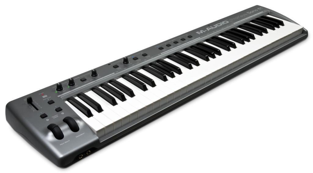 M-Audio prokeys sono 61 MIDI клавиатура