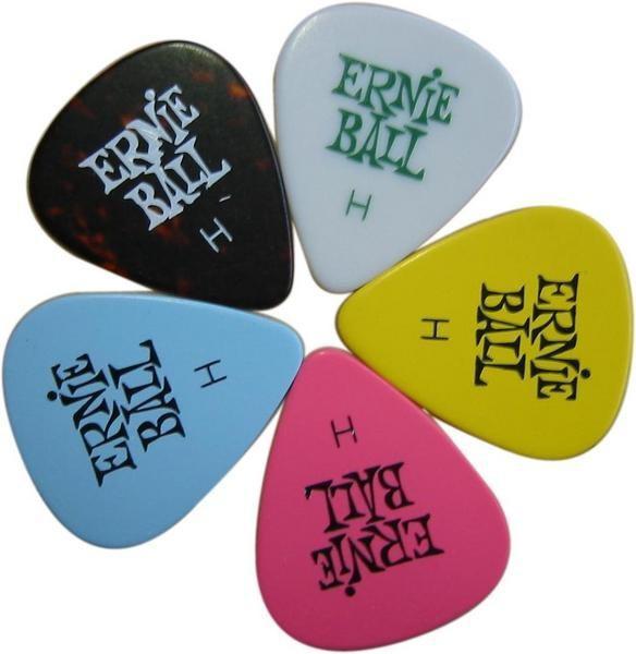 Медиаторы для гитар Ernie Ball 9118
