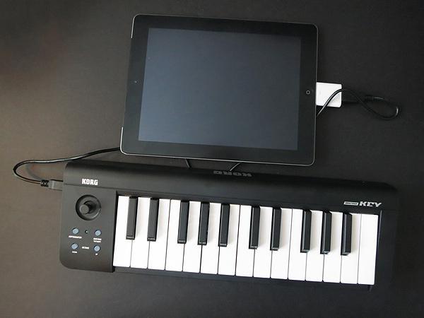 Клавишный MIDI-контроллер Korg microKEY 25