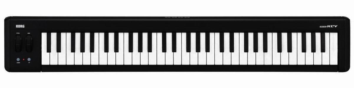 Клавишный MIDI-контроллер Korg microKEY-61