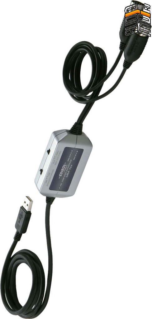 MIDI интерфейс EDIROL UM-1G