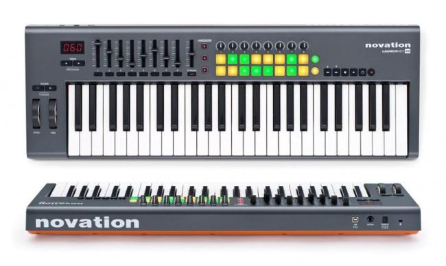 Midi-клавиатура Novation Launchkey 49