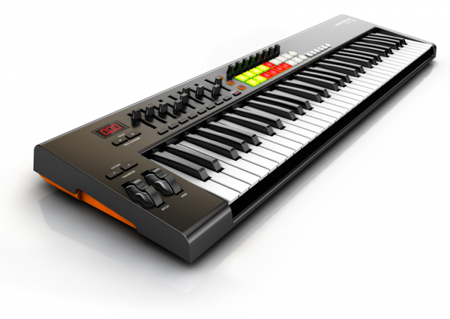 Midi-клавиатура Novation Launchkey 61