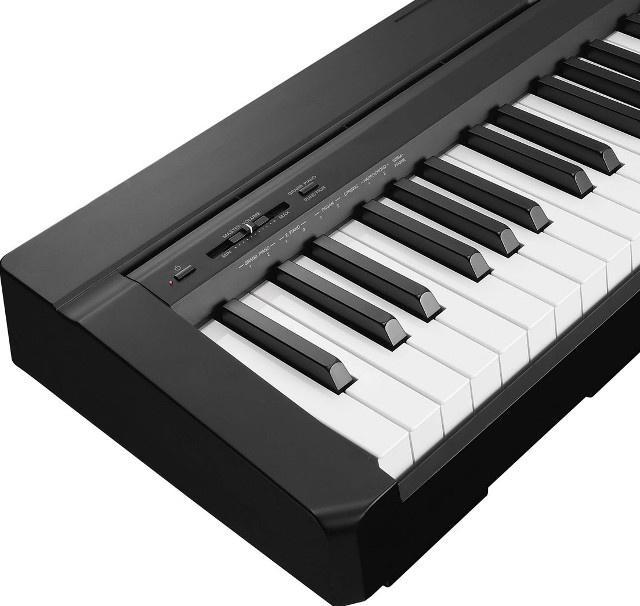 Цифровое пианино Yamaha P-35BK (Цифровое фортепиано)