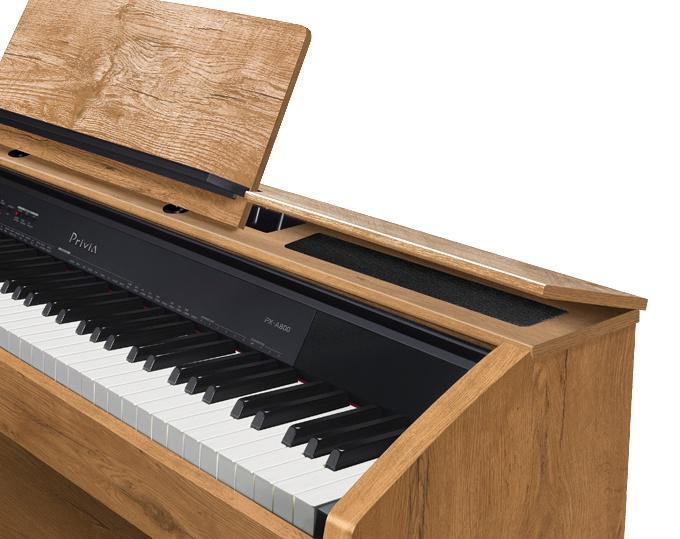 Цифровое фортепиано Casio Privia PX-A800