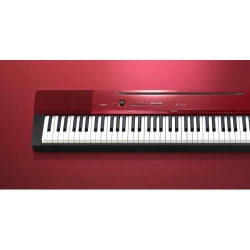 Цифровое фортепиано Casio Privia PX-A100 RD (Пианино цифровое) Цвет красный