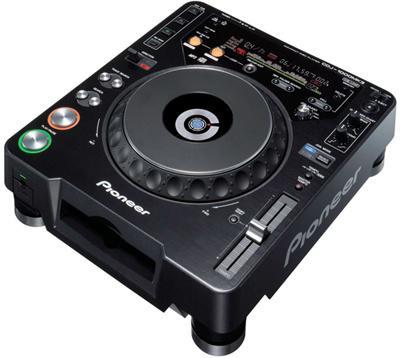 Проигрыватель CD-MP3 дисков Pioneer CDJ-1000 mk3