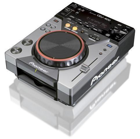 Проигрыватель CD-MP3 дисков Pioneer CDJ-400
