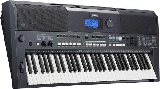 Синтезатор Yamaha PSR - E433 adapter plus