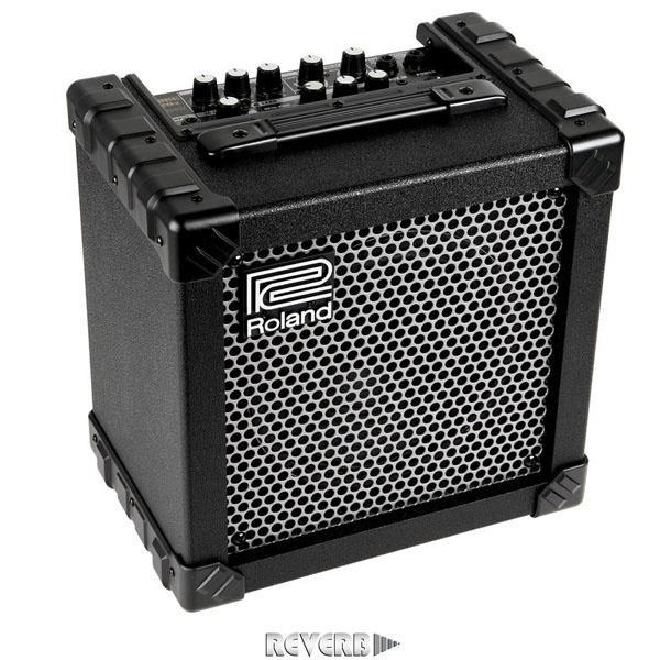 Roland CUBE-20X комбоусилитель для электро гитары