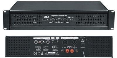 ROXY ELAS DJ-250 Профессиональный Усилитель мощности