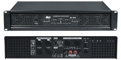 ROXY ELAS DJ-420 Профессиональный Усилитель мощности