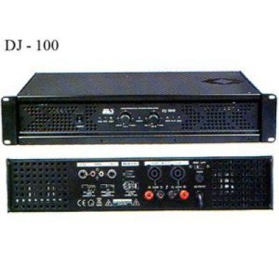 ROXY ELAS DJ 100 Профессиональный Усилитель мощности