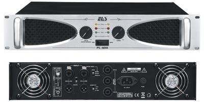 ROXY ELAS PL-400 Профессиональный Усилитель мощности