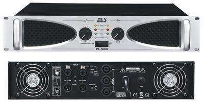 ROXY ELAS PL-500 Профессиональный Усилитель мощности