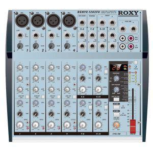 Roxy Renyx 1202FX - Профессиональный Концертный Звуковой Микшерный Пульт
