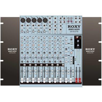 Roxy RENYX 1622FX - Профессиональный Концертный Звуковой Микшерный Пульт