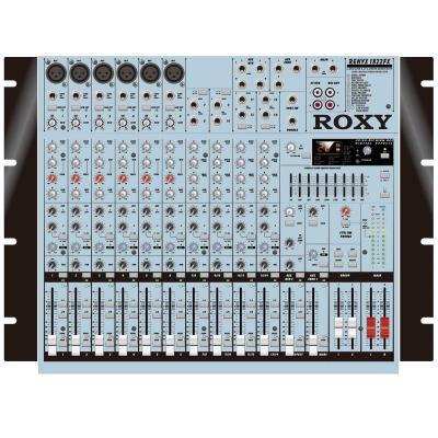 Roxy RENYX 1822FX - Профессиональный Концертный Звуковой Микшерный Пульт