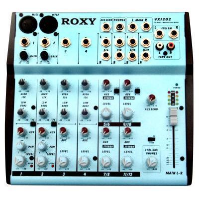 Roxy VX 1202 - Профессиональный Концертный Звуковой Микшерный Пульт
