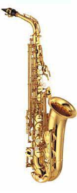 Саксофон Yamaha YAS-475