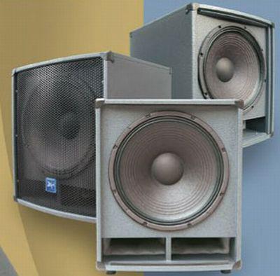 SB-Audio (Eminence) Delta 4115-4, Delta 4115-8