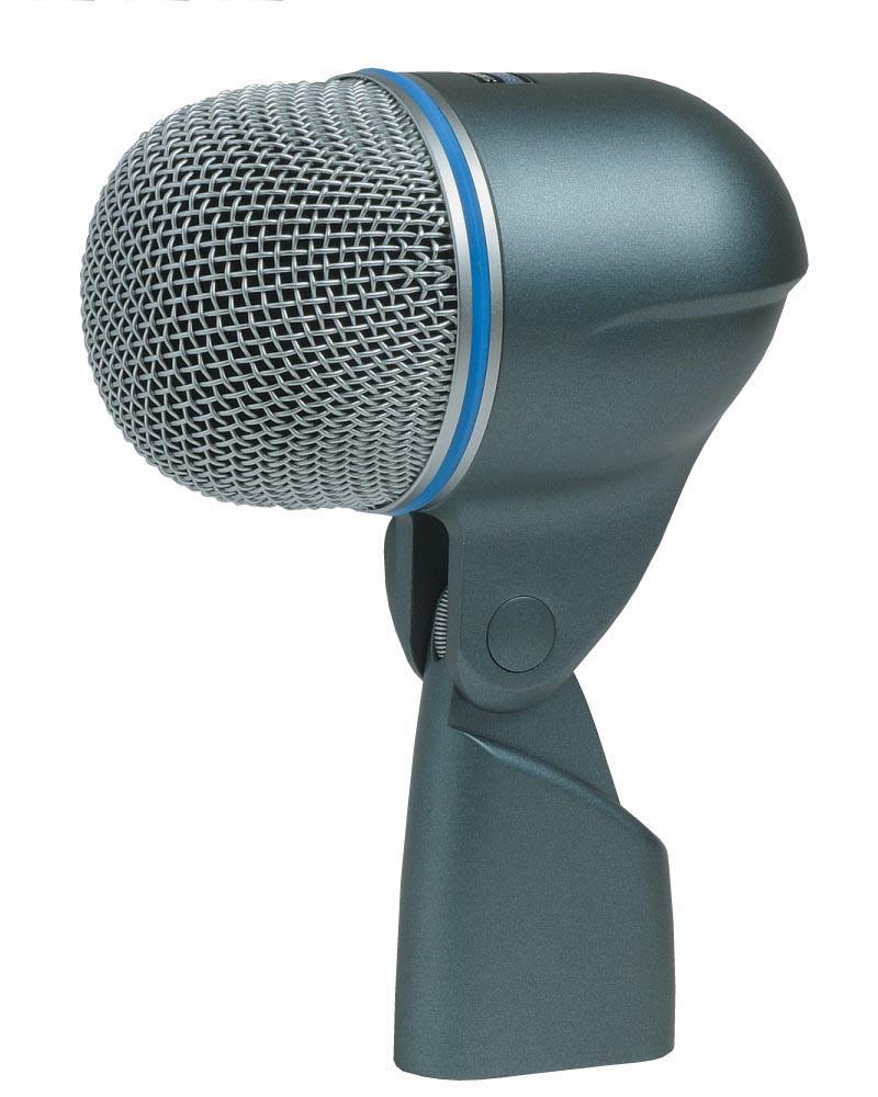 SHURE BETA52A Динамический суперкардиоидный инструментальный микрофон