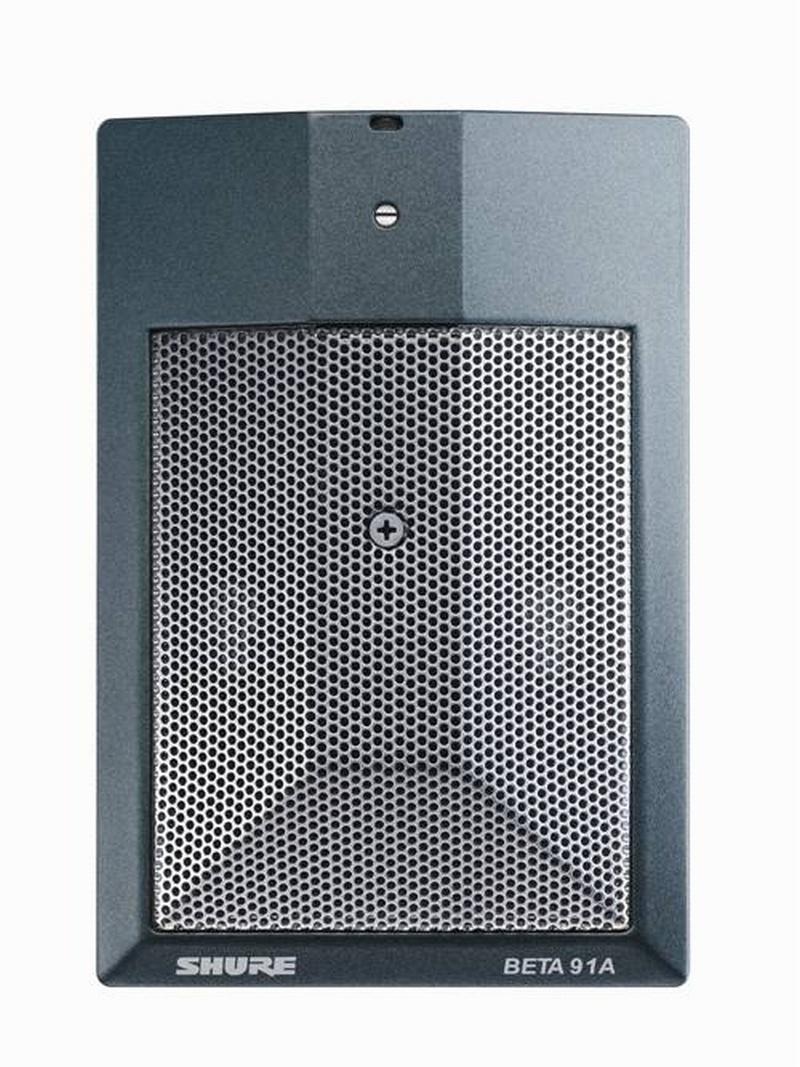 SHURE BETA 91 Кардиоидный инструментальный микрофон (плоский)