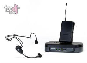 SHURE PG24/PG30 Микрофонная система с головной гарнитурой PG-30