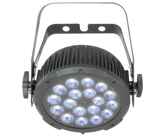 Классическое световое оборудовани Chauvet Slim PAR Pro Tri