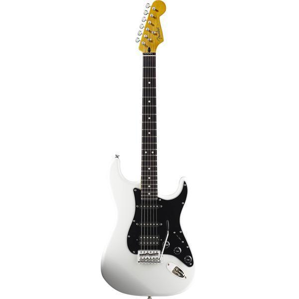 Гитара электро FENDER SQUIER AFFINITY STRATOCASTER® HSS RW OLYMPIC WHITE
