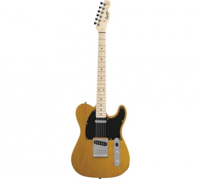 Гитара FENDER SQUIER AFFINITY TELECASTER MN BUTTERSCOTCH BLONDE