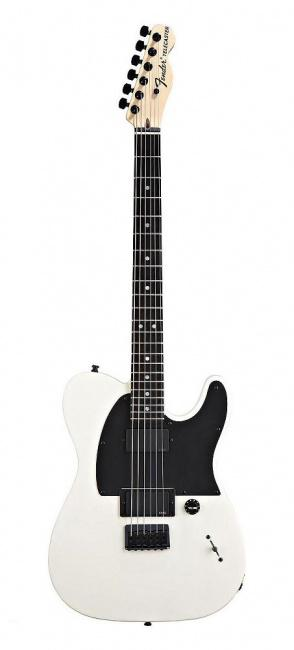 Гитара электро FENDER SQUIER JIM ROOT TELECASTER FLAT WHITE