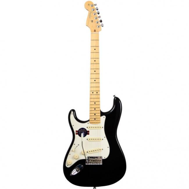 Гитара электро FENDER STANDARD STRATOCASTER MN BLACK TINT