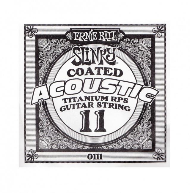 Струна для акустических гитар Ernie Ball 0111
