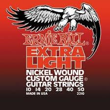 Струны для электрогитары Ernie Ball 2210
