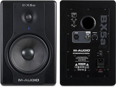 Студийные мониторы ближнего поля M-Audio Studiophile SP-BX5 (пара)