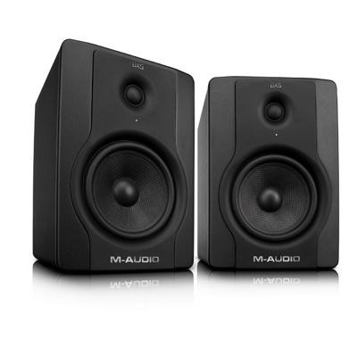 Студийные мониторы ближнего поля M-Audio Studiophile SP-BX5a D2 (пара)