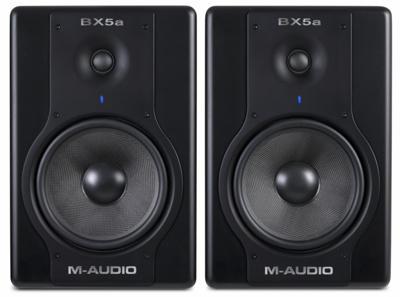 Студийные мониторы ближнего поля M-Audio Studiophile SP-BX5a Deluxe (пара)