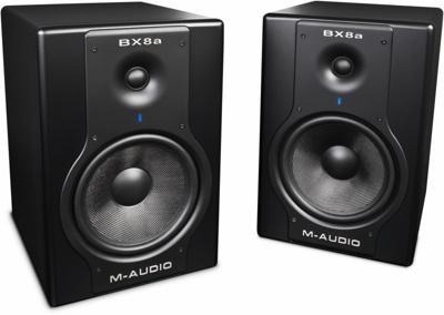 Студийные мониторы ближнего поля M-Audio Studiophile SP-BX8a Deluxe (пара)