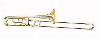 Тромбон тенор бас Yamaha YSL-356G
