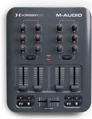 Usb / midi-контроллер M-Audio X-SESSION PRO