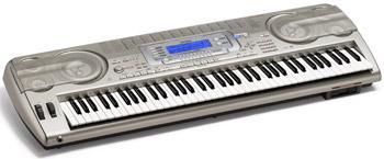 Cинтезатор Casio WK-3800 Adapter Plus