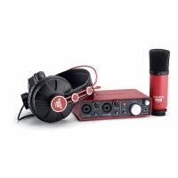 Комплект для домашней студии Focusrite Scarlett Studio 2nd gen