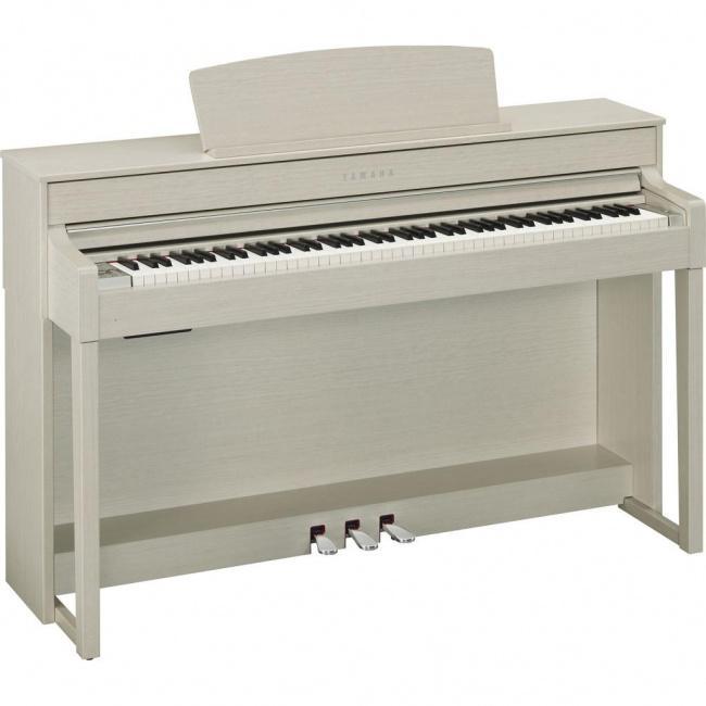 Цифровое пианино Yamaha CLP-545 WA