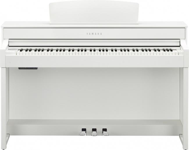 Цифровое пианино Yamaha CLP-545 WH