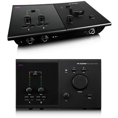 Звуковая карта M-Audio Fast Track C400