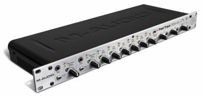 Звуковая карта M-Audio Fast Track Ultra 8R