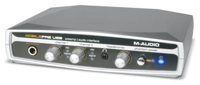 Звуковая карта M-Audio MobilePre